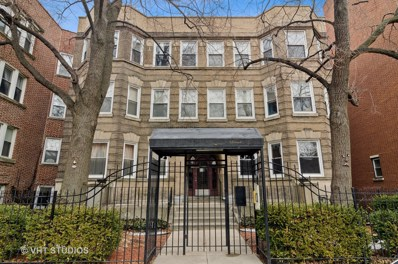 922 W Windsor Avenue UNIT 3W, Chicago, IL 60640 - #: 10356475