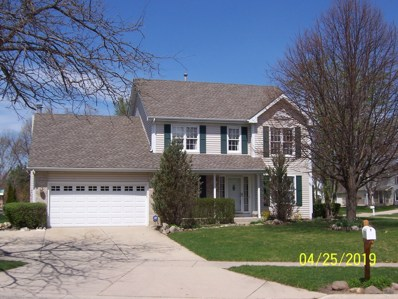 1288 Manchester Drive, Crystal Lake, IL 60014 - #: 10356480