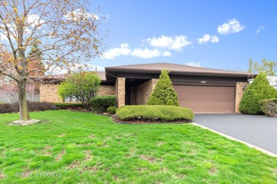 525 Kirkwood Cove, Burr Ridge, IL 60527 - #: 10356722