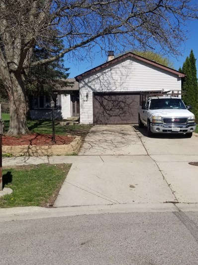 145 Abbeywood Circle, Streamwood, IL 60107 - #: 10356855