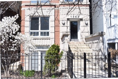 1542 W Diversey Parkway UNIT 1, Chicago, IL 60614 - #: 10357003