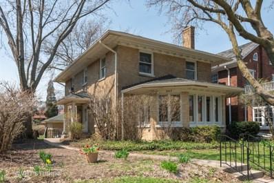 843 N Oak Park Avenue, Oak Park, IL 60302 - #: 10357183