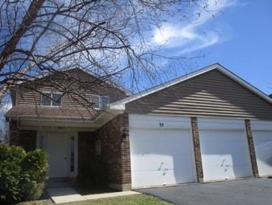 35 Terry Drive UNIT A, Roselle, IL 60172 - #: 10357379