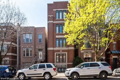 1345 W Fillmore Street UNIT 3, Chicago, IL 60607 - MLS#: 10357500