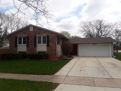500 Whitby Court, Bolingbrook, IL 60440 - #: 10357525