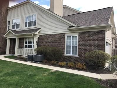 480 Saddlebrook Lane, Vernon Hills, IL 60061 - #: 10357654