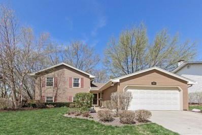 1430 Kingsdale Road, Hoffman Estates, IL 60169 - #: 10358031
