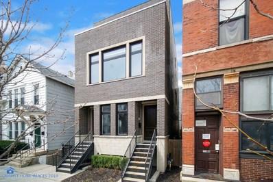1802 S Peoria Street UNIT 1, Chicago, IL 60608 - #: 10358790