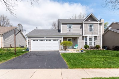 825 Berkshire Lane, Carol Stream, IL 60188 - #: 10358926