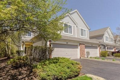 60 W Briarwood Drive UNIT 60, Streamwood, IL 60107 - #: 10359004