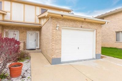 305 Creekside Drive UNIT C, Bloomingdale, IL 60108 - #: 10359635