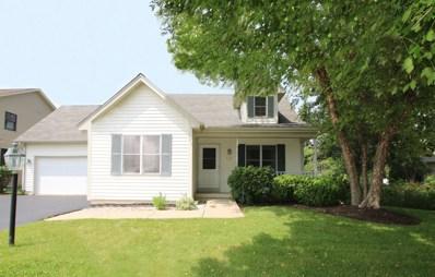 661 Prairie Ridge Drive, Woodstock, IL 60098 - #: 10359661
