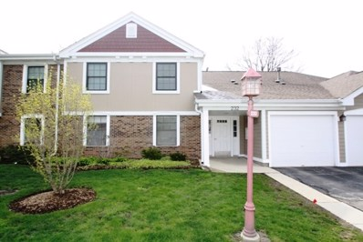 232 Driftwood Lane UNIT C1, Schaumburg, IL 60193 - #: 10360111