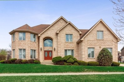 1160 Blue Heron Way, Roselle, IL 60172 - #: 10360253