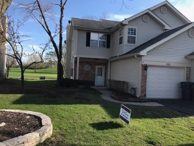 155 Golfview Drive UNIT 0, Glendale Heights, IL 60139 - #: 10360280