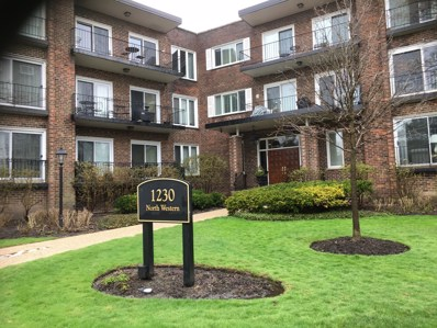 1230 N Western Avenue UNIT 202, Lake Forest, IL 60045 - #: 10360428