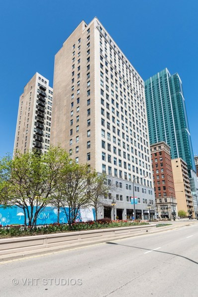 910 S Michigan Avenue UNIT 1705, Chicago, IL 60605 - #: 10360466