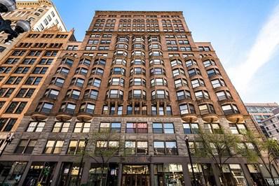 431 S Dearborn Street UNIT 1403, Chicago, IL 60605 - #: 10360807