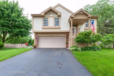 2384 Fox Chase Circle, Round Lake Beach, IL 60073 - #: 10361295