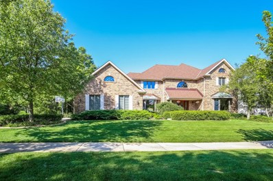 118 Circle Ridge Drive, Burr Ridge, IL 60527 - #: 10361297