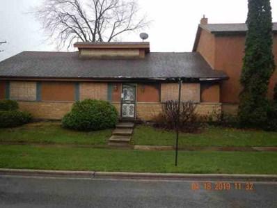 2010 Collett Lane, Flossmoor, IL 60422 - #: 10361348