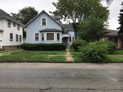 12719 Greenwood Avenue, Blue Island, IL 60406 - #: 10361638