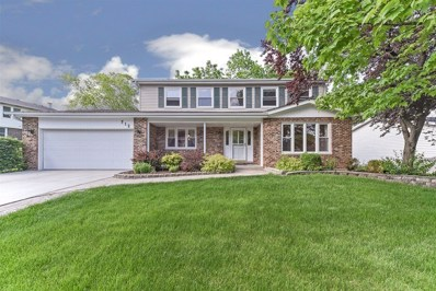 712 Bayberry Drive, Bartlett, IL 60103 - #: 10361672