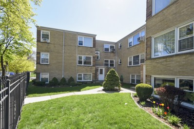 4968 N Menard Avenue UNIT 103, Chicago, IL 60630 - #: 10361753