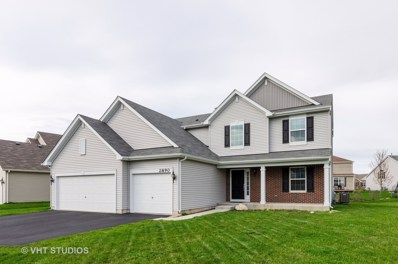 2890 Braeburn Way, Woodstock, IL 60098 - #: 10361911