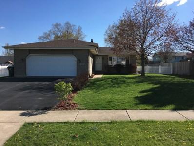 706 Amber Road, New Lenox, IL 60451 - MLS#: 10362068