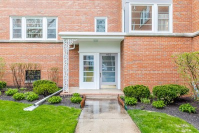 402 Laurel Avenue UNIT 2W, Wilmette, IL 60091 - #: 10362427