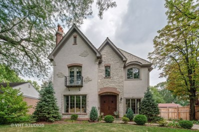 621 N County Line Road, Hinsdale, IL 60521 - #: 10362700