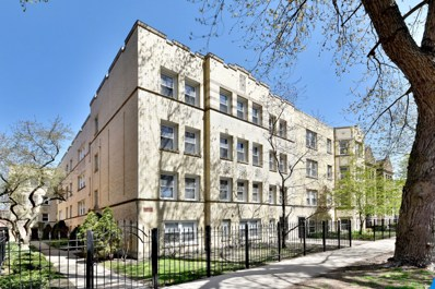 1262 W Winona Street UNIT 3A, Chicago, IL 60640 - #: 10362769