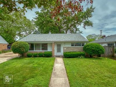 1091 E Villa Drive, Des Plaines, IL 60016 - #: 10363049