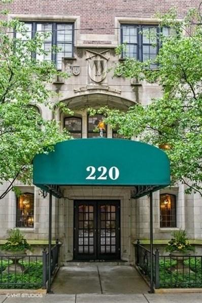 220 E Walton Place UNIT 9W, Chicago, IL 60611 - #: 10363277