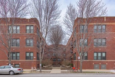 2104 W Montrose Avenue UNIT 3, Chicago, IL 60618 - #: 10363292