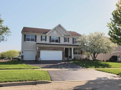 244 Post Oak Circle, West Chicago, IL 60185 - #: 10363314