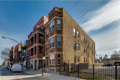 2717 N Halsted Street UNIT 1F, Chicago, IL 60614 - MLS#: 10363371