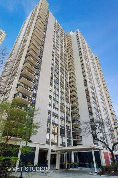 1460 N Sandburg Terrace UNIT 710, Chicago, IL 60610 - MLS#: 10363382