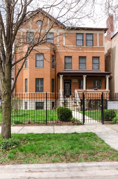 4458 S Greenwood Avenue UNIT 1W, Chicago, IL 60653 - #: 10363582