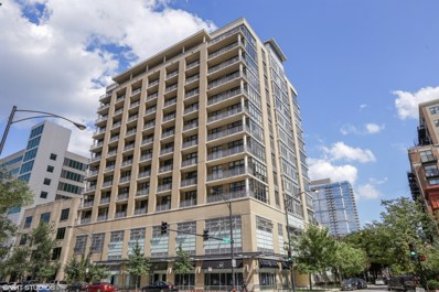 212 E Cullerton Street UNIT 702, Chicago, IL 60616 - MLS#: 10363587