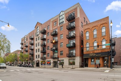 1155 W Madison Street UNIT 501, Chicago, IL 60607 - #: 10363705