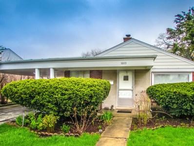 1603 S Cumberland Avenue, Park Ridge, IL 60068 - #: 10363974