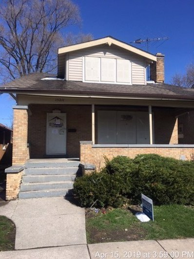 15211 Marshfield Avenue, Harvey, IL 60426 - #: 10363983
