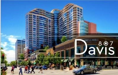 807 Davis Street UNIT 1310, Evanston, IL 60201 - #: 10363995