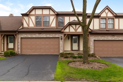 4544 Topaz Drive, Hoffman Estates, IL 60192 - #: 10364030