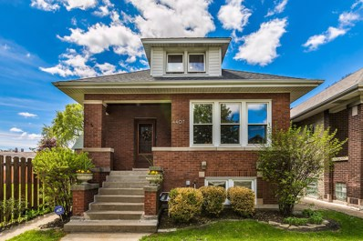 4407 W Leland Avenue, Chicago, IL 60630 - #: 10364039