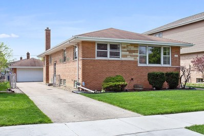 4037 W 106th Place, Oak Lawn, IL 60453 - #: 10364044