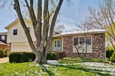 1660 Kingsdale Road, Hoffman Estates, IL 60169 - #: 10364361