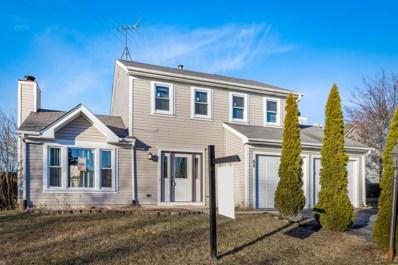 68 Jackson Lane, Streamwood, IL 60107 - #: 10364564
